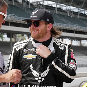 Practice & Qualifications for the 105th Indianapolis 500