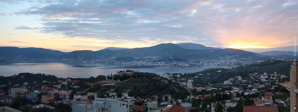 PORTO RAFTI panorama view