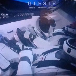 NASA & Elon Musk στέλνουν ξανά στο διάστημα επανδρωμένη αποστολή σχεδόν μετά από μια δεκαετία.