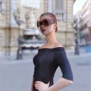 Σχεδιαστής δημιούργησε μια πρακτική και μοντέρνα ασπίδα προσώπου με ενσωματωμένους φακούς γυαλιού