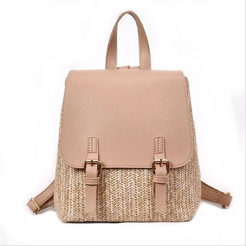 Straw Backpack