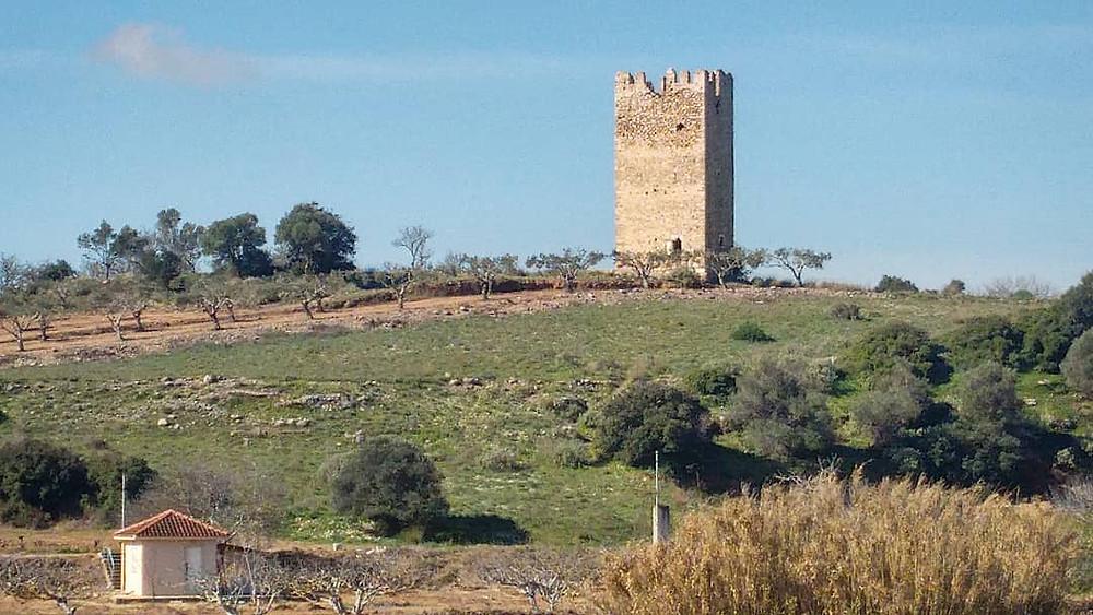 Ο Πύργος της Βραυρώνας