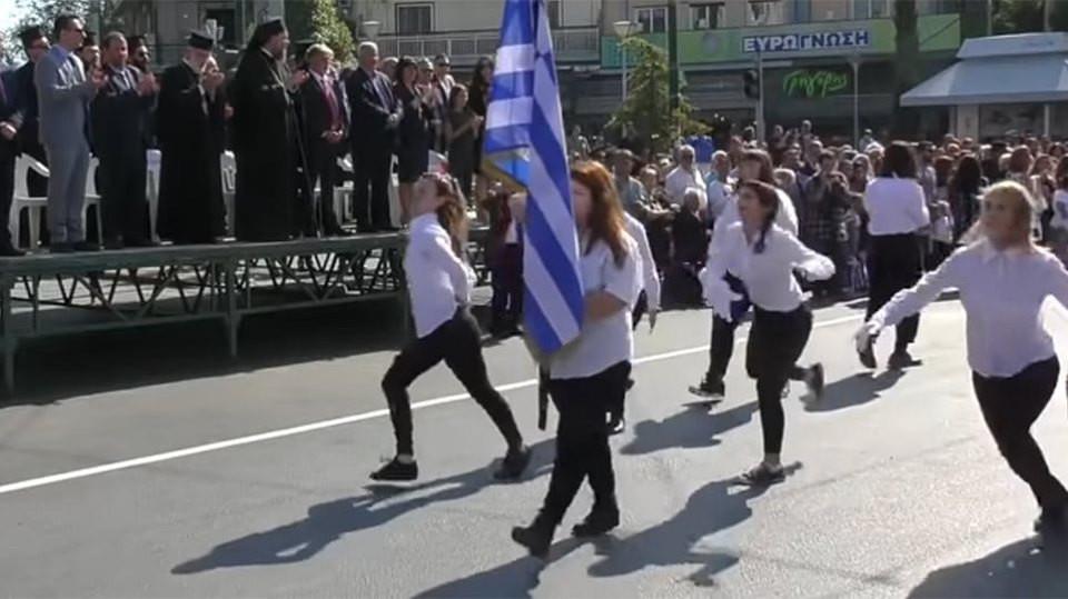Μαθητική Παρέλαση 2019