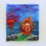 Element Feuer (Wandbild)