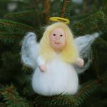 Engel gewickelt (stehend)