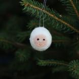 Schneeflocke klein (hängend)
