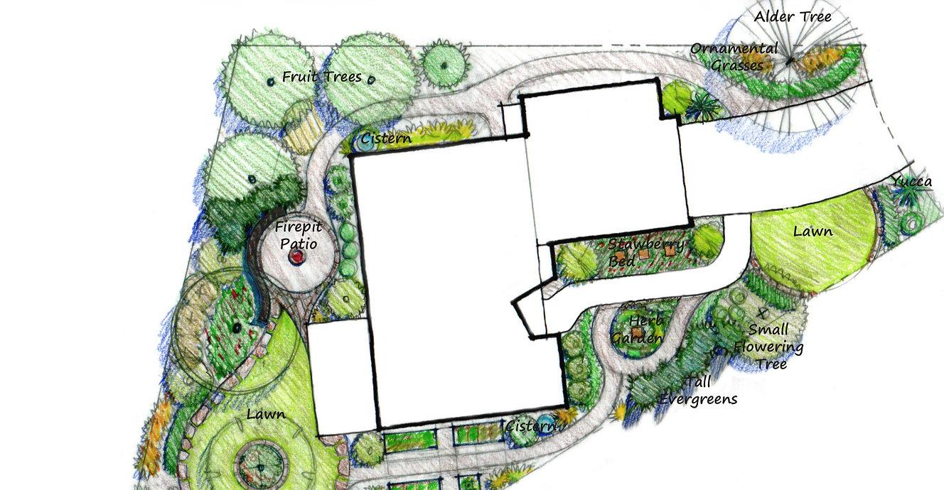 landscape-plan-cheap-landscape-plants-la