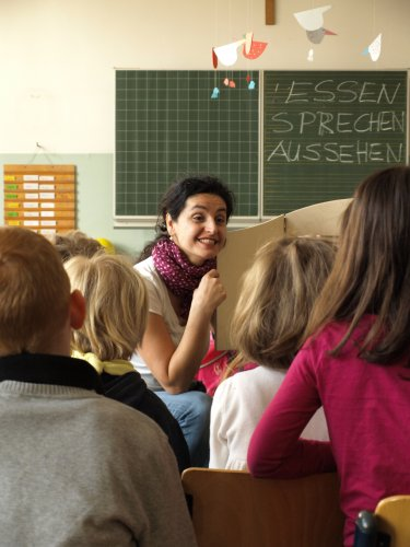 Zahngesundheit in der Schule