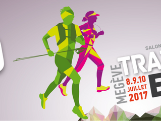 J-100 avant le Trail Run Expo Test !