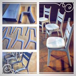 Kitchen Chair process