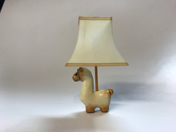 Llama Lamp
