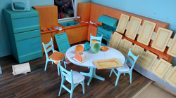 Kitchen color test