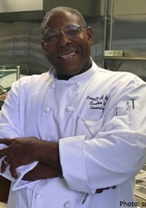 Darrell Mizell, Executive Chef