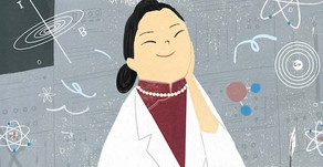 Author Teresa Robeson on Writing the Picture Book Biography, QUEEN OF PHYSICS