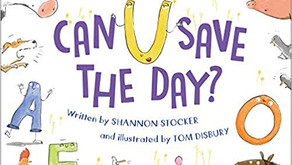 How U Can Market & Promote a Picture Book like Author Shannon Stocker (+ Giveaway)