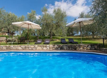 Toscana: 8 giorni in villa privata con piscina da soli 108€