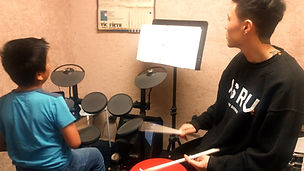 Drum Classes for kids in San Jose near me