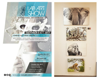 Lab Art Show
