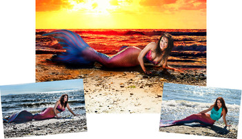 Mermaid Shoot