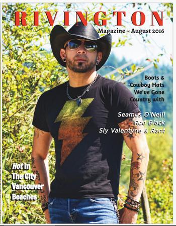 RIVINGTON Magazine - August Issue