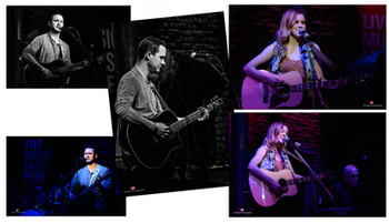 Country Music at The Roxy