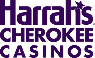 Harrahs Cherokee Casinos Star Logo 2016-Purple.png