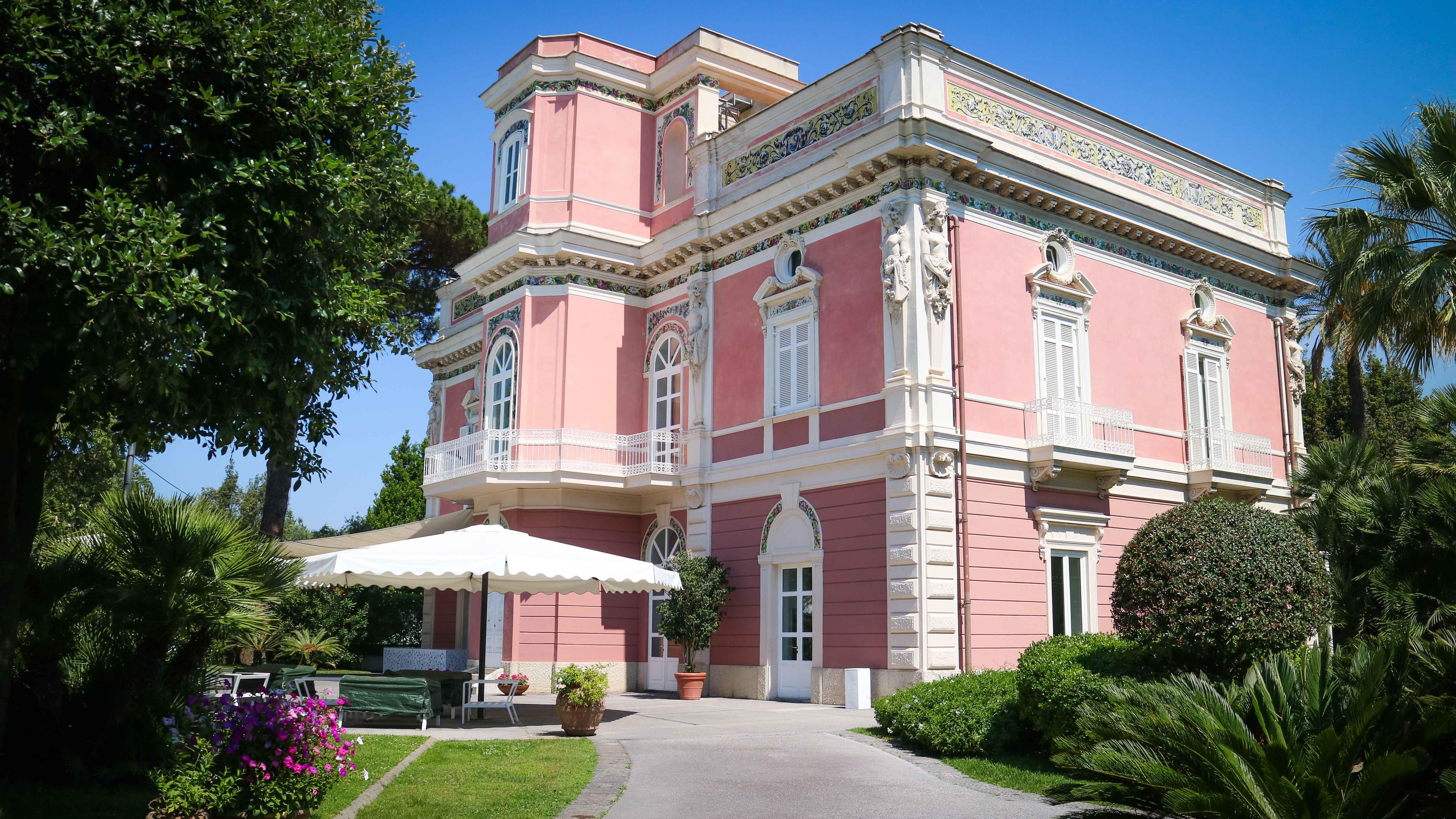 Palazzo Dei Concerti
