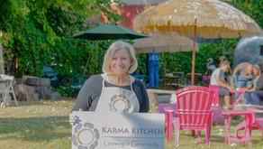 Generosity Is On The Menu at Karma Kitchen