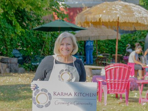 Karma Kitchen: Generosity On The Menu