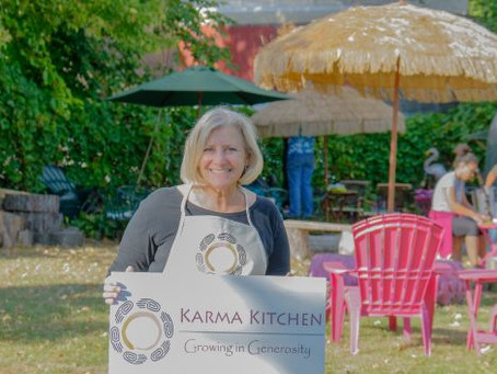 Generosity Is On The Menu at Karma Kitchen