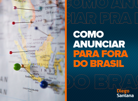 Como anunciar no Facebook Ads para fora do Brasil