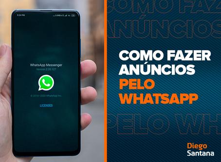 Como fazer anúncios para WhatsApp utilizando o Facebook Ads