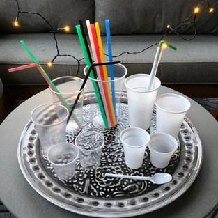 Általános műanyagpoharak