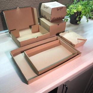 Street food tálcák és dobozok