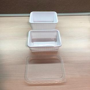 Szögletes doboz, mikrózható
