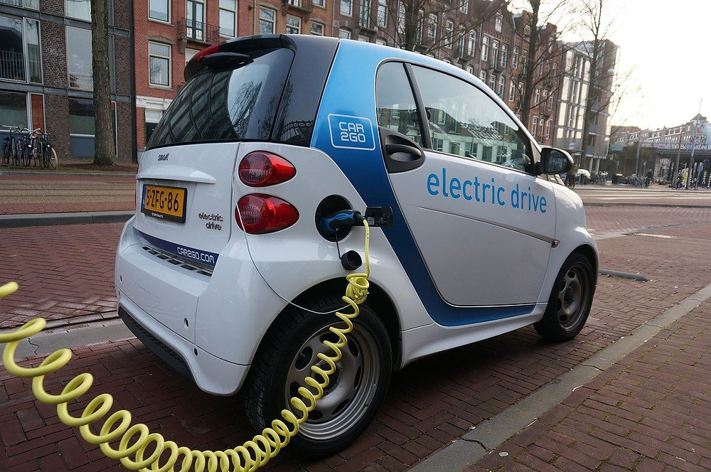 Electric vehicles.