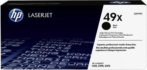 HP 49X High Yield Black Toner Cartridge (Q5949X)
