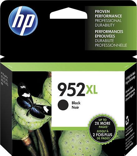 HP 952XL High Yield Black Ink Cartridge