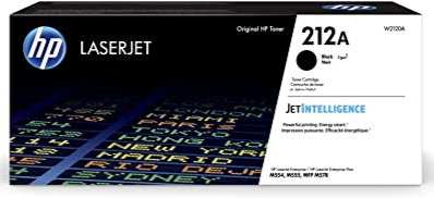 HP 212A Black Toner Cartridge (W2120A)