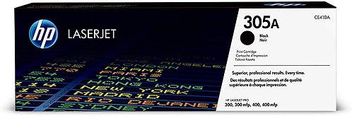 HP 305A Black Toner Cartridge (CE410A)
