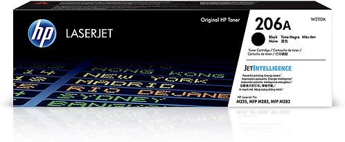 HP 206A Black Toner Cartridge (W2110A)
