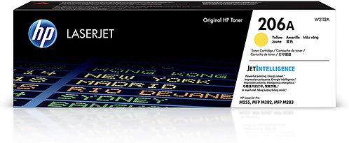 HP 206A Yellow Toner Cartridge (W2112A)