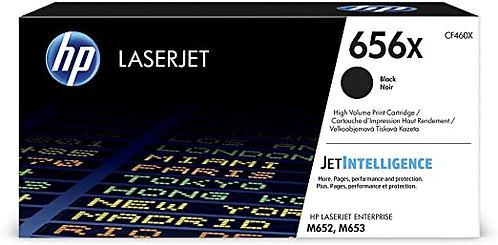 HP 656X High Yield Black Toner Cartridge (CF460X)