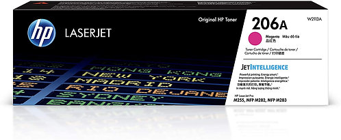 HP 206A Magenta Toner Cartridge (W2113A)