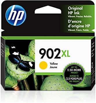 HP 902XL High Yield Yellow Ink Cartridge
