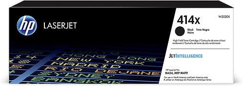 HP 414X High Yield Black Toner Cartridge (W2020X)