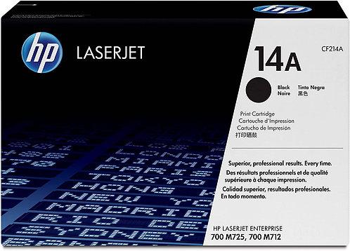HP 14A Black Toner Cartridge (CF214A)