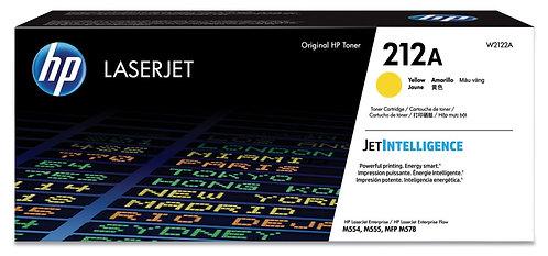 HP 212A Yellow Toner Cartridge (W2122A)
