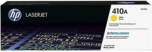 HP 410A Yellow Toner Cartridge (CF412A)