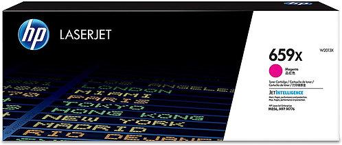 HP 659X High Yield Magenta Toner Cartridge (W2013X)